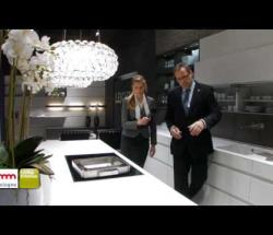 Embedded thumbnail for LEICHT Kitchen AG, LivingKitchen - German Language Interview