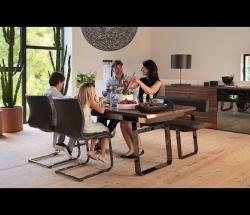 Embedded thumbnail for TEAM 7 nox diningroom, magnum cantilever chair