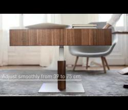 Embedded thumbnail for TEAM 7 lift coffee table