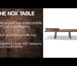 Embedded thumbnail for Wharfside Furniture - The Nox Table