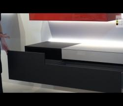 Embedded thumbnail for  Piure at ISaloni: Nex Box Modern Sideboards