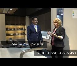 Embedded thumbnail for  Leicht at Eurocuchina: Shimon Garibi tours Taiwan Kitchen