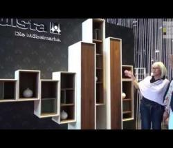 Embedded thumbnail for  Hulsta at iSaloni: Custom Wall Cabinets