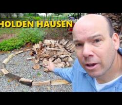 Embedded thumbnail for BUILD A HOLZ HAUSEN WOODPILE 1.0 - Buiilding the Base