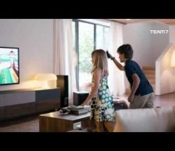 Embedded thumbnail for Home Entertainment - TV Spot