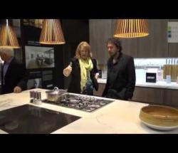 Embedded thumbnail for Leicht at Eurocuchina: CEO Introduces Architecture + Kitchen III Book